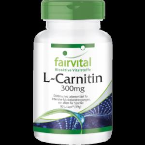 L-Carnitin flüssig