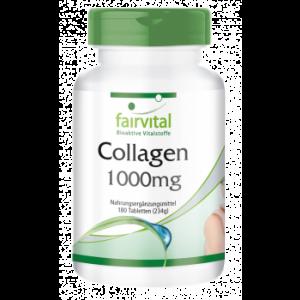 Collagen Tabletten