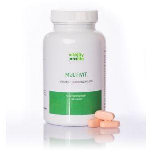 Multivit - Vitamine & Mineralien