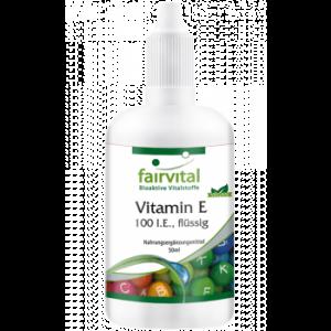 Vitamin E-Öl
